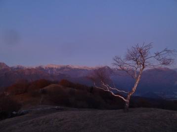 Slovenian Alps, December 2011.