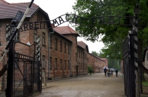 Yes, this is Auschwitz.