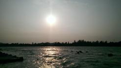 Ganges, Uttarakhand, India, December 2013