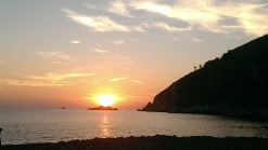 Petrovac, Montenegro, August 2014