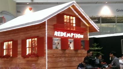 """Redemption"". Singapore Airport, December 2014"