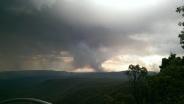 Bushfire, Victoria, Australia, January 2015