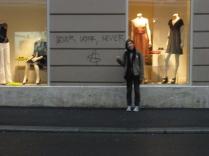"""Never work, never"". Zagreb, Croatia, May 2012"